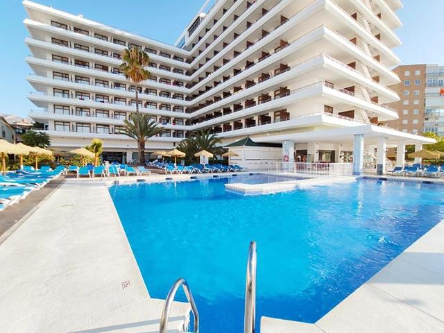 Gran Hotel Cervantes by Bluesea **** Torremolinos