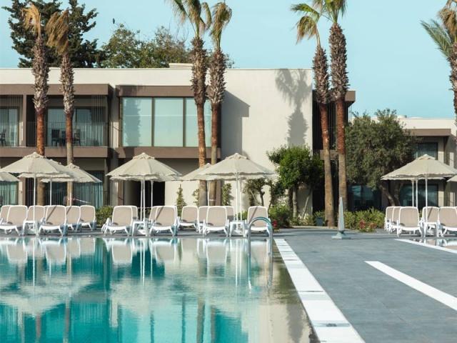 Paloma Orenda Resort Hotel ***** Side