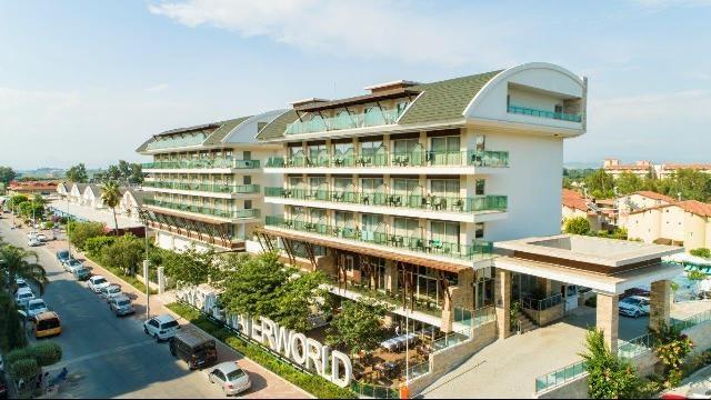 Crystal Waterworld Resort & Spa Hotel ***** Belek