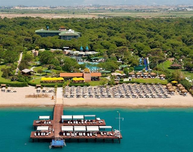 Gloria Verde Resort Hotel ***** Belek