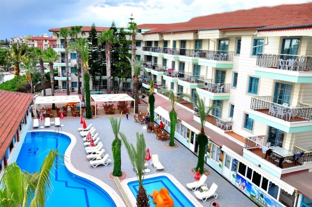 Cinar Family Suite Hotel **** Side