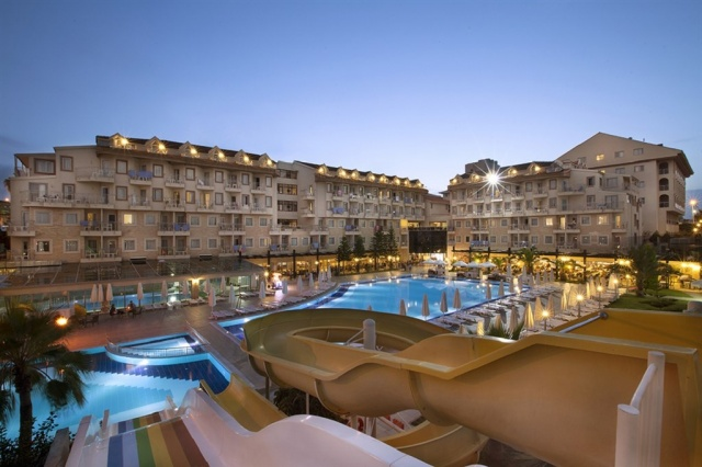 Diamond Beach Hotel & Spa Hotel ***** Side