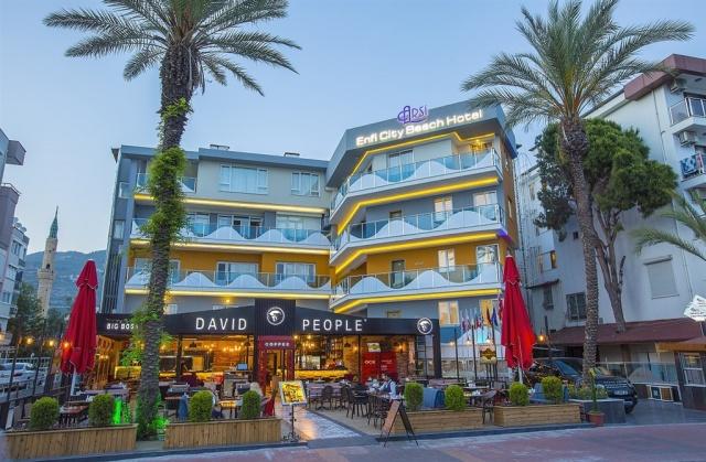 Arsi Enfi City Beach Hotel **** Alanya