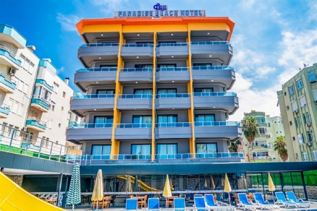 Arsi Paradise Hotel **** Alanya