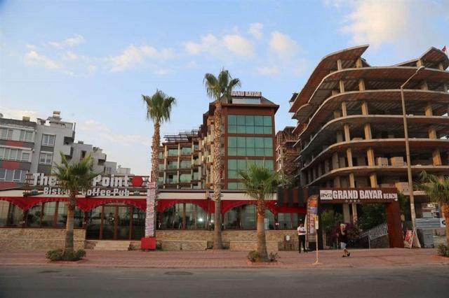 Grand Bayar Beach Hotel **** Alanya