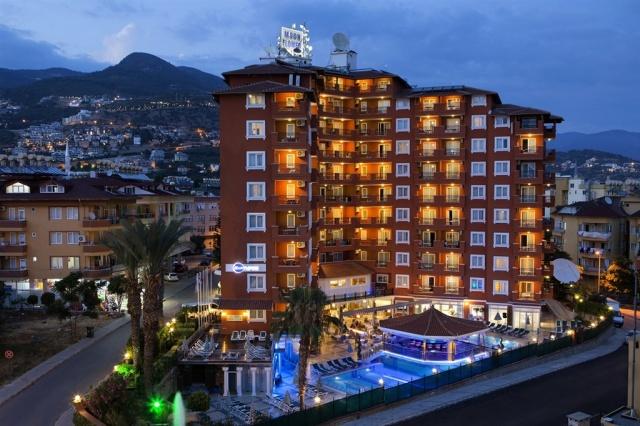 Villa Moonflower Aparts & Suites Hotel **** Alanya