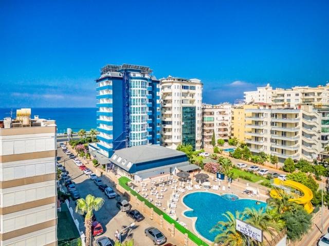 Arsi Blue Beach Hotel **** Alanya