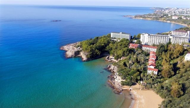 Utopia Beach Club Hotel ***** Alanya