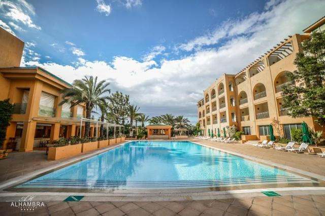 Alhambra Thalasso Hotel **** Yasmine Hammamet