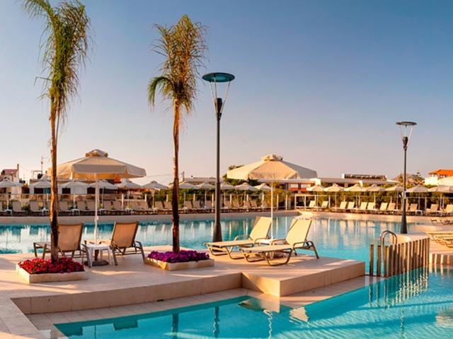 Porto Platanias Village Resort Hotel ****  Nyugat-Kréta, Platanias
