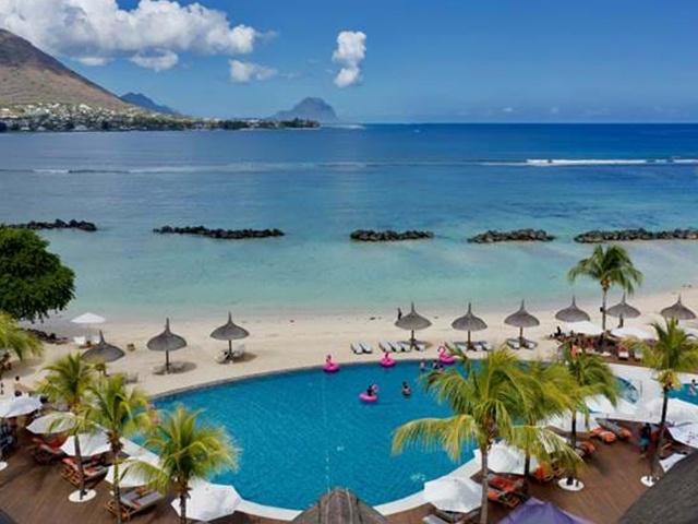 Sands Suites Resort & Spa Hotel **** Flic en Flac