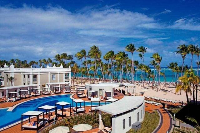 Riu Palace Bavaro Hotel **** Punta Cana