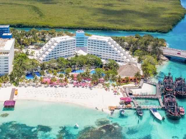 Oasis Palm Hotel **** Cancun