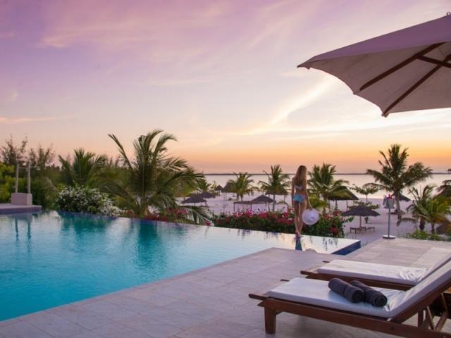 Konokono Beach Resort Hotel ***** Zanzibár, Michamvi Kae