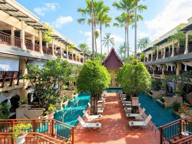 Burasari Resort Hotel **** Phuket