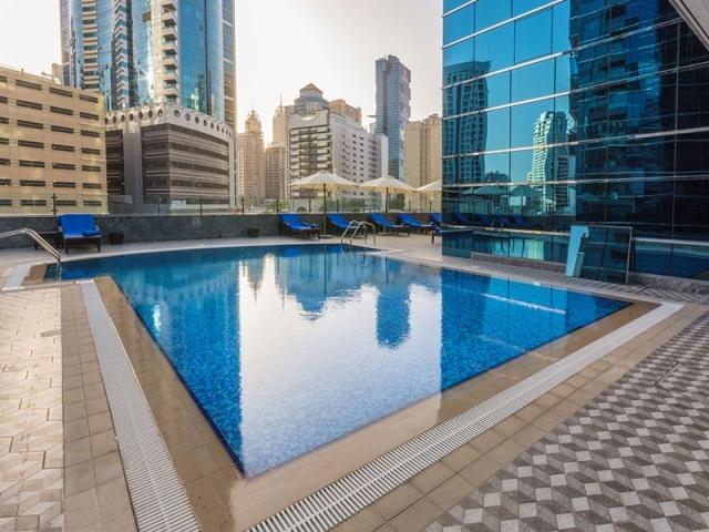Golden Tulip Media Hotel **** Dubai (Emirates járattal)