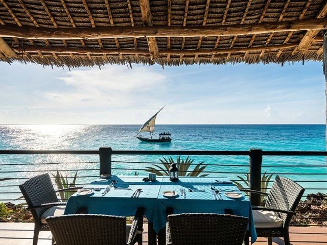 The Royal Zanzibar Beach Resort Hotel ***** Zanzibár, Nungwi