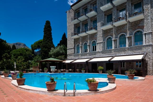 Szilveszter Szicíliában - Taormina Park Hotel ****