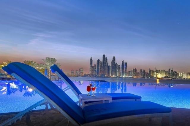 Dukes The Palm, a Royal Hideaway Hotel ***** Dubai (Emirates járattal)
