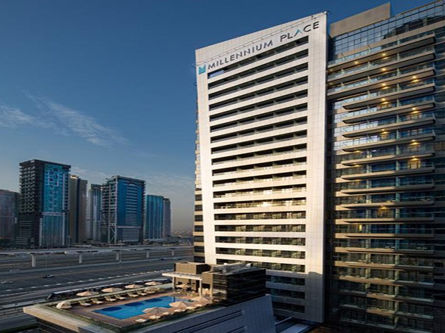 Hotel Millennium Place Marina **** Dubai (Wizzair járattal)