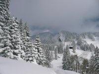 Téli túra a Stuhleck csúcsára (1782 méter)