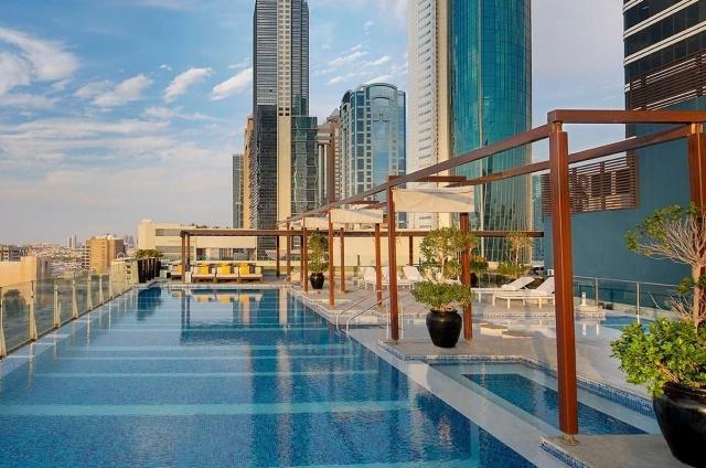 Voco Dubai Hotel ***** Dubai (Wizzair járattal Budapestről)