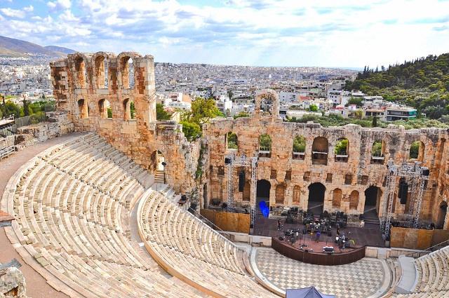 5 napos városlátogatás Athénban - Hotel *****