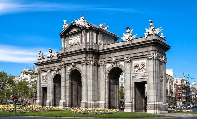 4 napos városlátogatás Madridban - Hotel *****