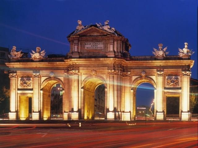 4 napos városlátogatás Madridban - Hotel ***
