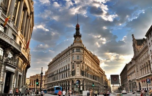 5 napos városlátogatás Madridban - Hotel ***