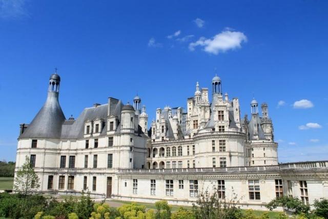 Párizs - Versailles és a Loire völgyi kastélyok