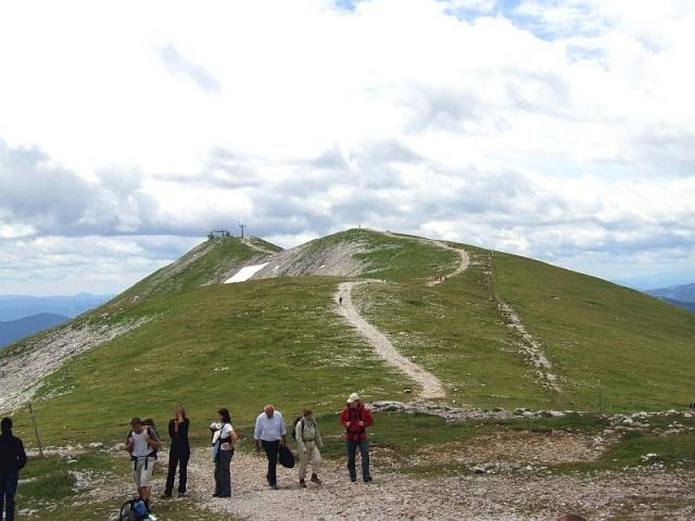 Schneeberg (2076 méter)