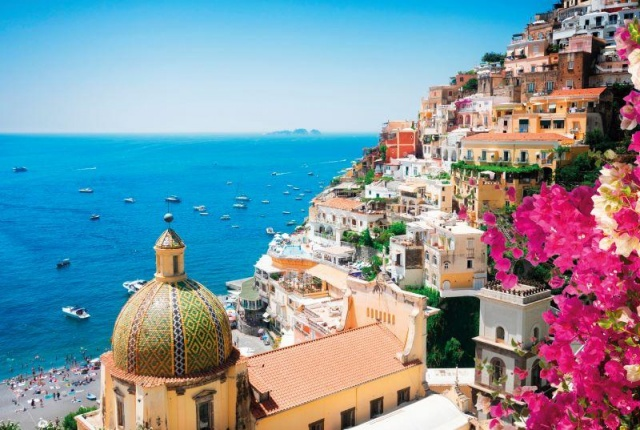 Nápoly-Capri-Sorrento-Amalfi-part