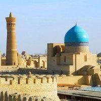 A selyemút nyomán Üzbegisztán