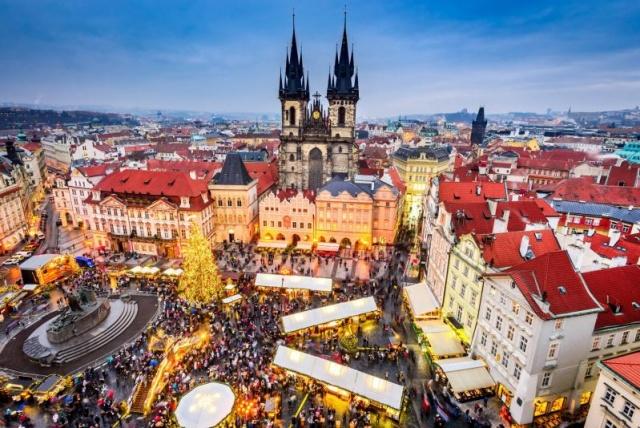 Adventi varázslat.... Pozsony-Prága-Bécs