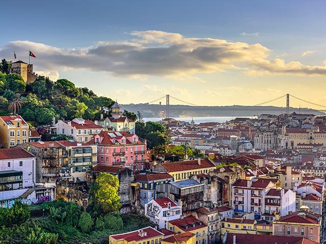 5 nap / 3 éjszakás városnézés Lisszabonban Hotel ***