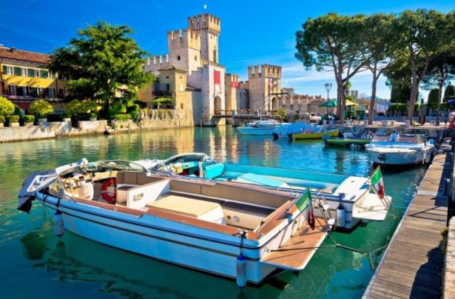 Garda tó & Trento kincsei