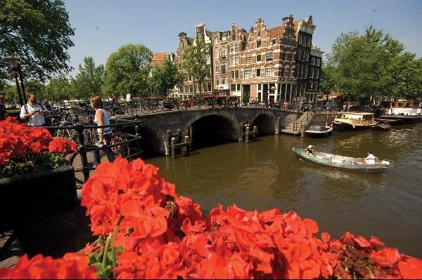 Hétvége Amszterdamban