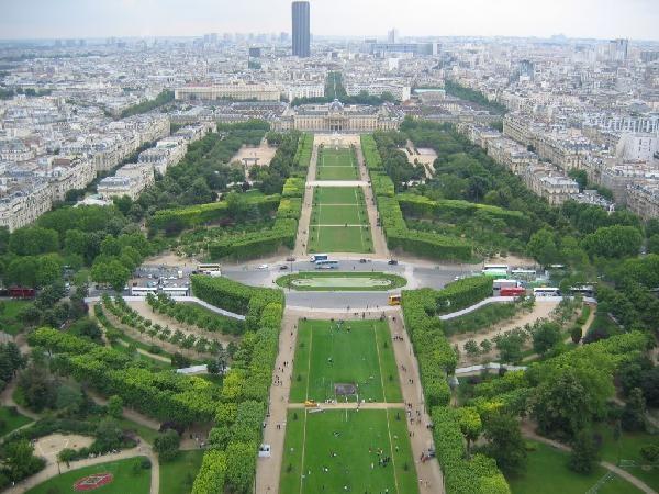Hétvége Párizsban *** Repülővel