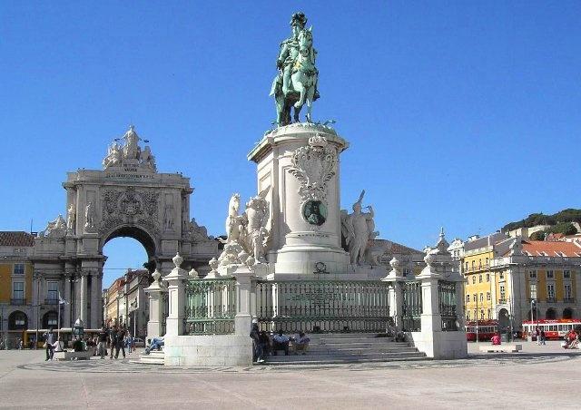 6 nap / 4 éjszakás városnézés Lisszabonban Hotel ****