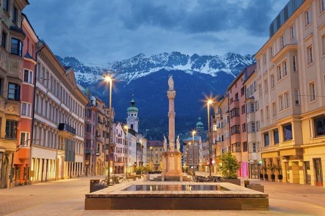 Tiroli kalandozások
