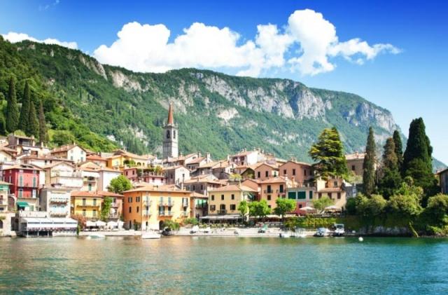 Az olasz tóvidék kincsei
