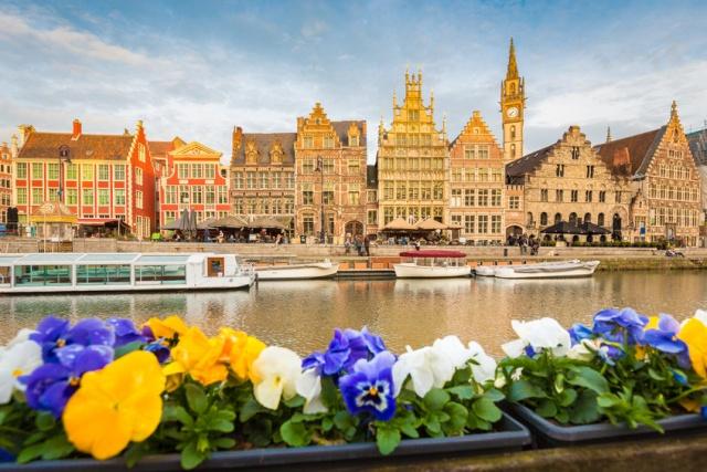 Brüsszel és flamand városok
