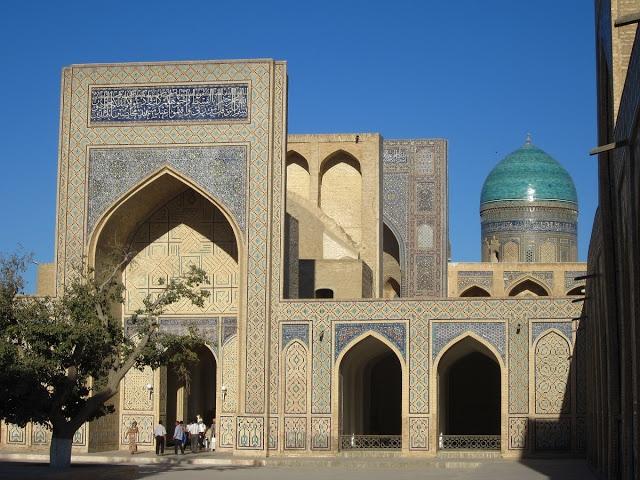 Türkmenisztán - Üzbegisztán - Tádzsikisztán - Kazahsztán - Kirgizisztán