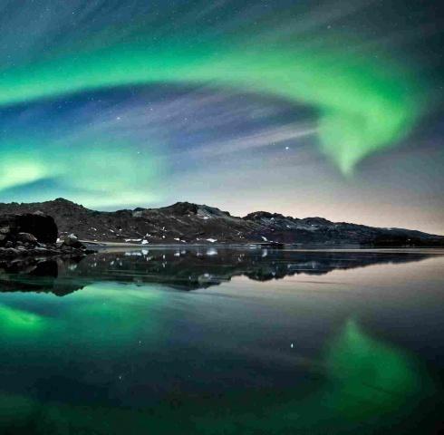 Az Aurora borealis titkai