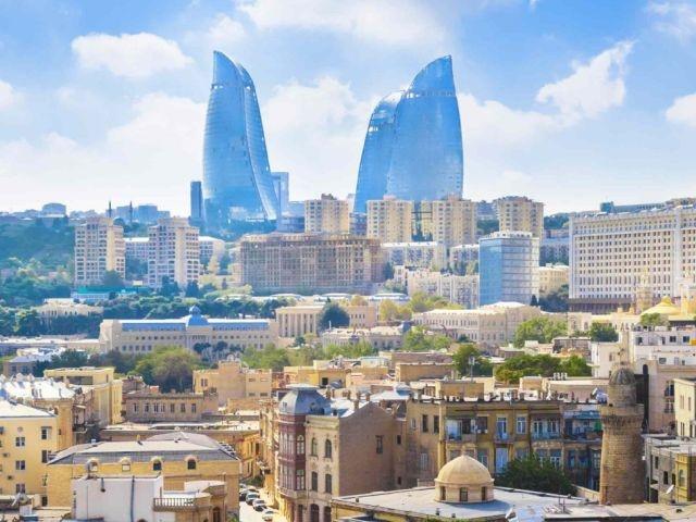 Baku, a Tűz országának fővárosa