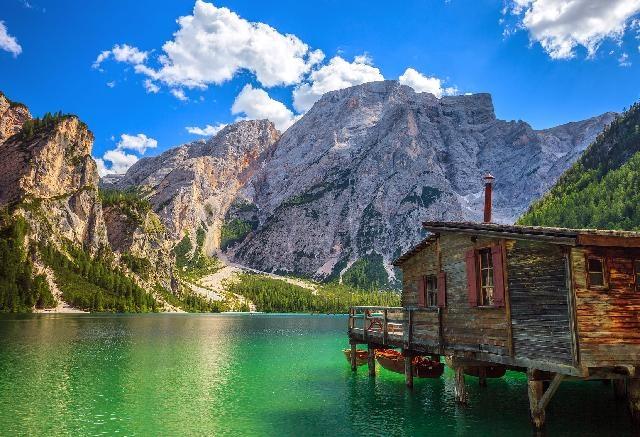 Három nap, három tó, három ország - Az Alpesi őrjárat nyomán
