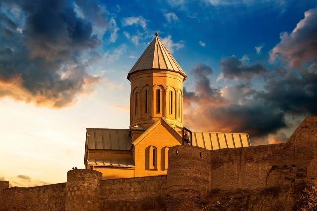 Grúzia, a Kaukázus szíve