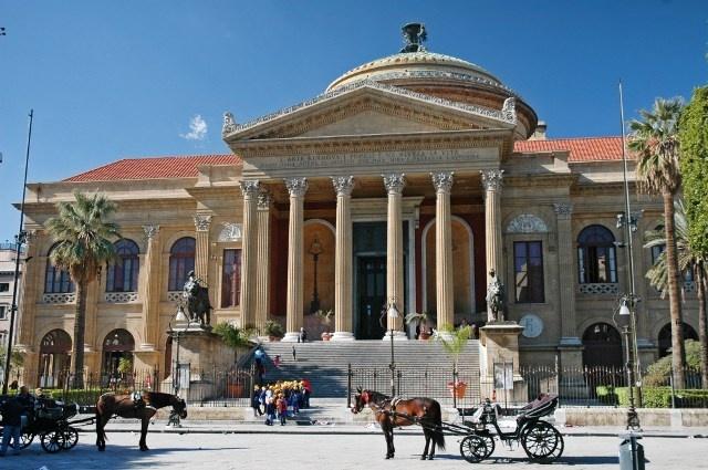 4 napos városlátogatás Palermoban - Hotel ****