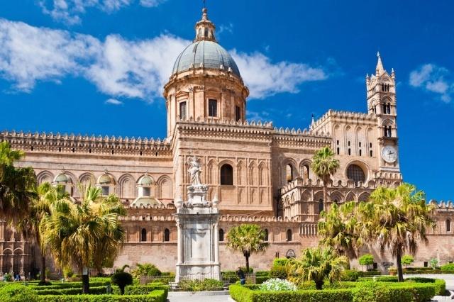 5 napos városlátogatás Palermoban - Hotel ****